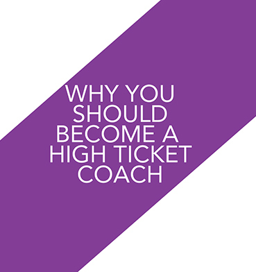 Why You Should Become a High Ticket Coach, Or Maybe Not